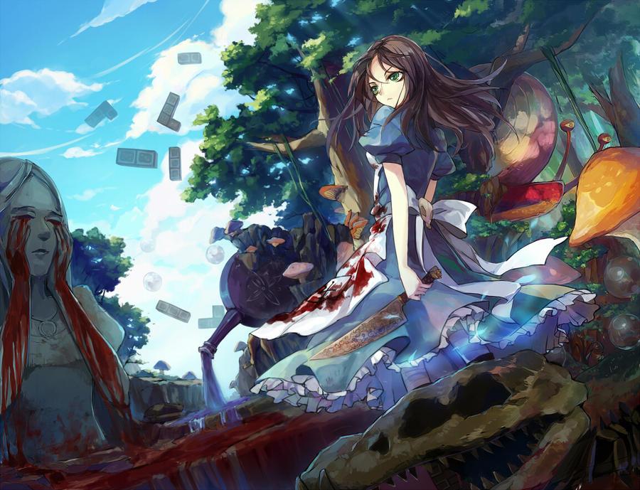 Alice Madness Returns Dresses Anime httpfc07 deviantart net