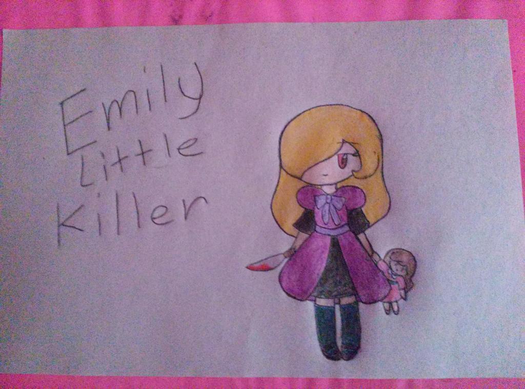 emily little killer by bigbob101
