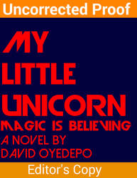 My Little Unicorn cover (front)