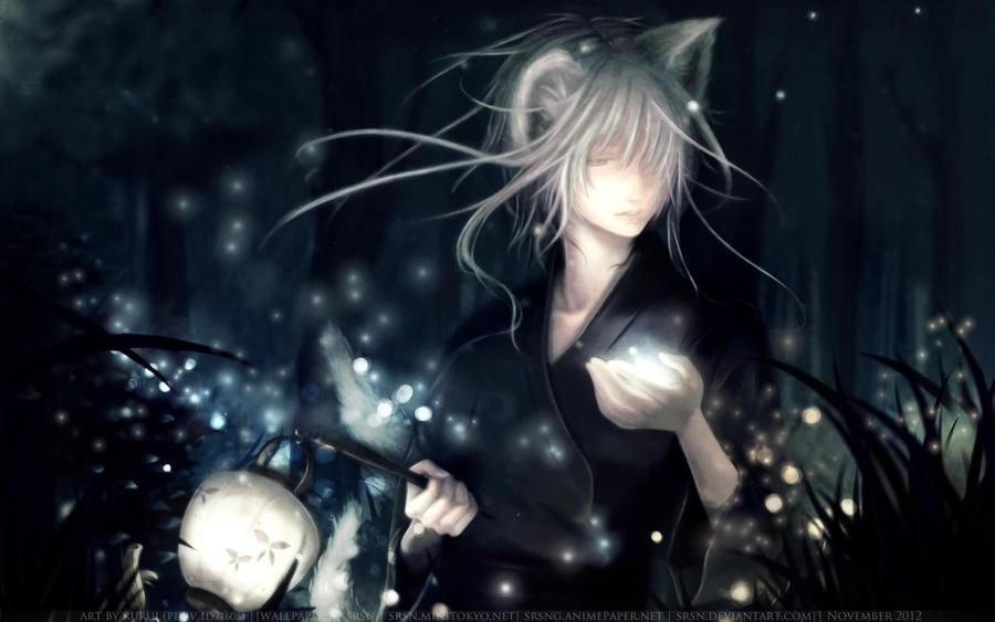 Kitsune by srsn