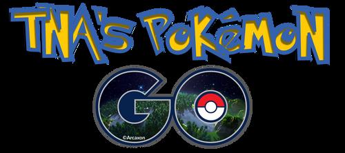 TNA's Pokemon Go logo! by Arcaxon