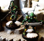 Striking Scorpions by Thug-Grimskull
