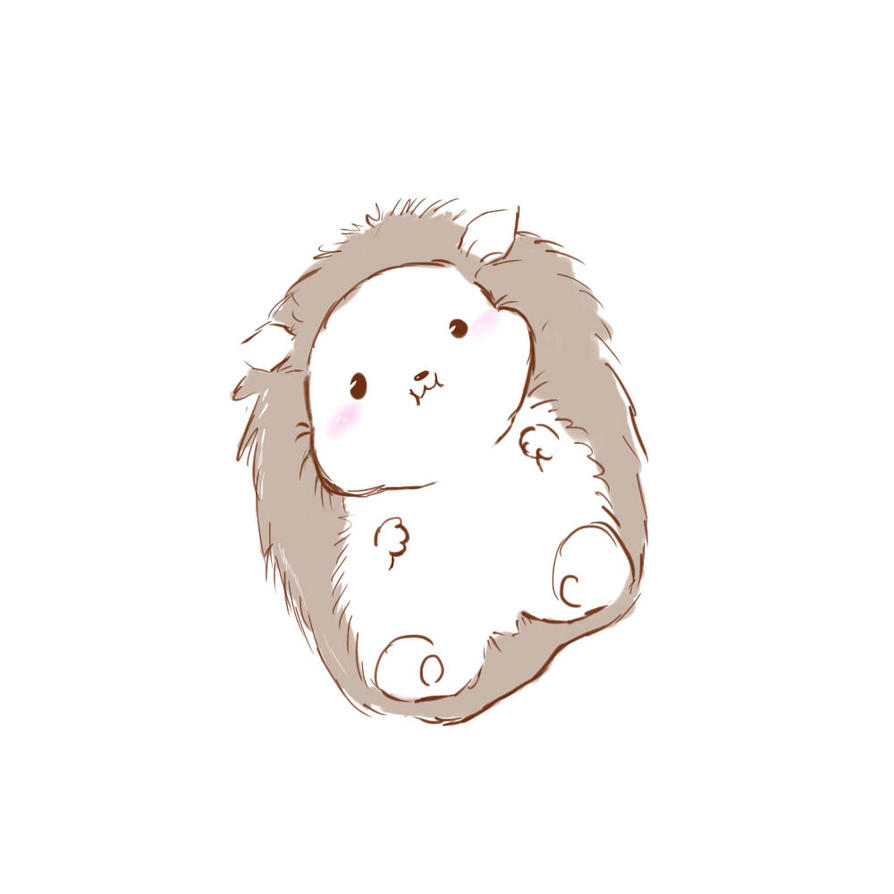 Cute Hedgehog Drawing Cute Hedgehog Drawing Www Imgkid Com The