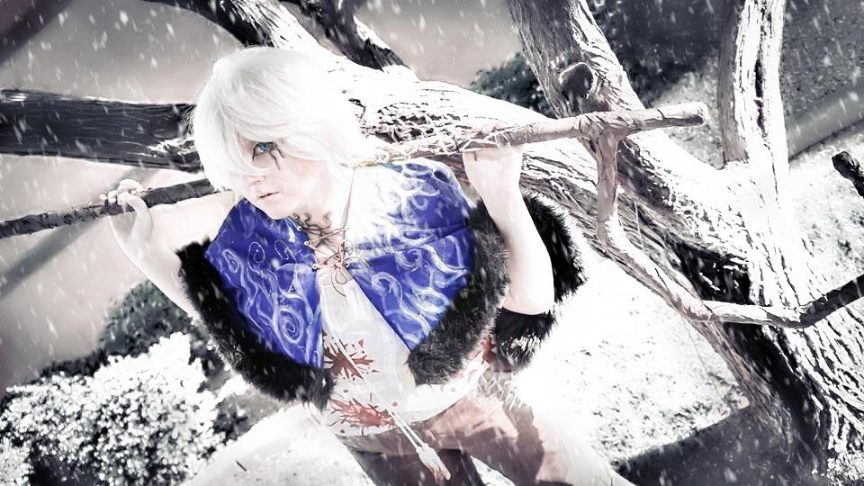 Dark Frost by RedSasoriDanna9