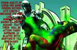 Superr Justice Dispensed