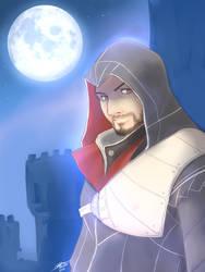 comm : Ezio by arcbuncle