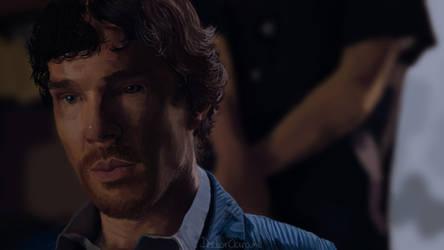Are you okay? // Sherlock 4x02