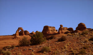Arches National Park 8-17-2009 by Tarayue