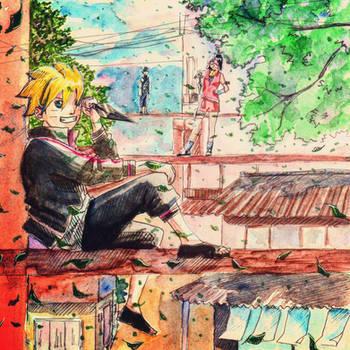 Boruto : Summer wind