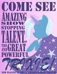 Great and Powerful Trixie Poster