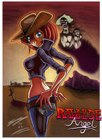 Rawhide Angel Promo by sketchiegambit