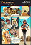 Rawhide Angel Page 2 by sketchiegambit