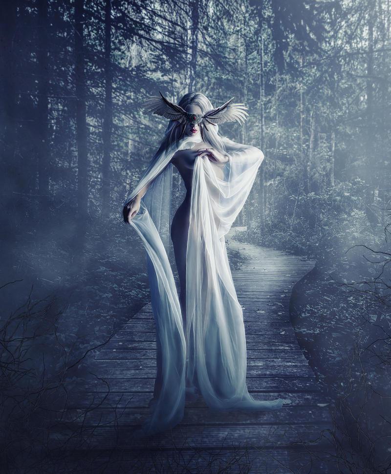 The White Witch by Bilqu