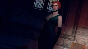 Triss Merigold 5 by notsodamndeviant