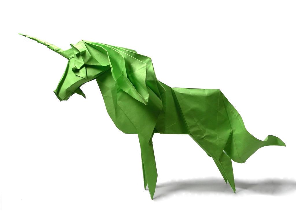 Unicorn by AbrahamMardini