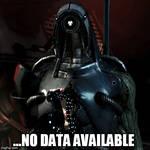 Legion meme no data