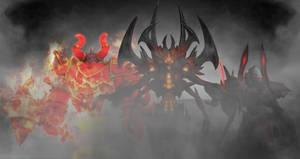 Ragnaros Diablo Alarak