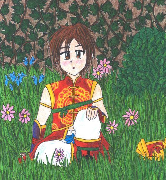 Lu Xun--Peace and Quiet?