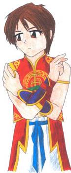 Lu Xun, sans stupid hat