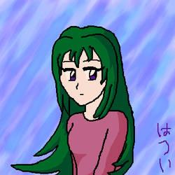 Another random girl oekaki