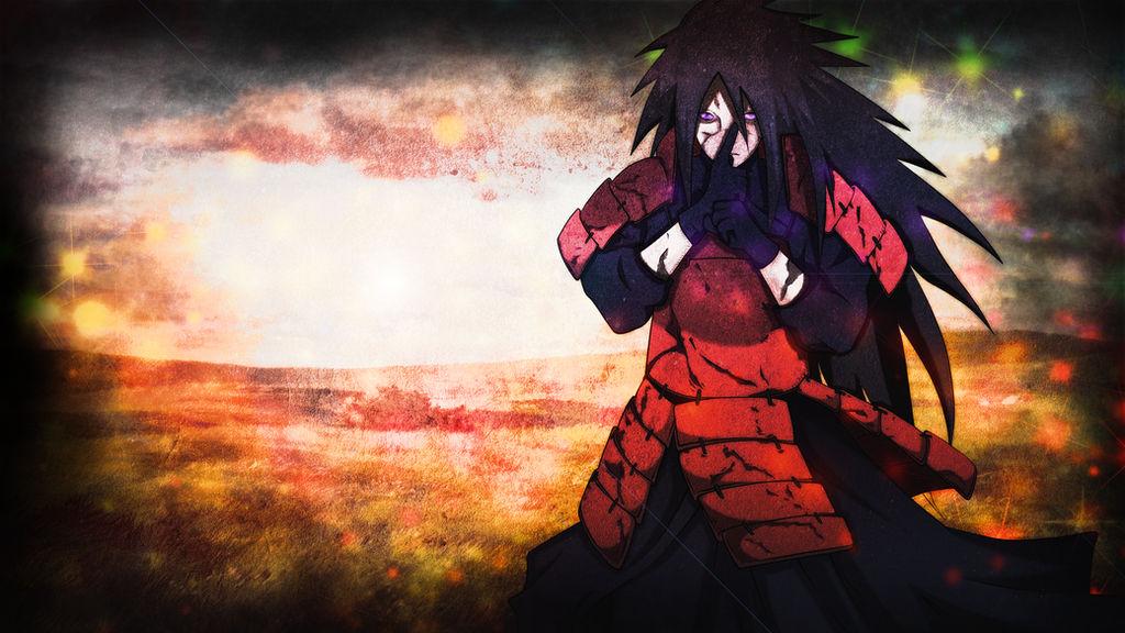 Wallpaper | Naruto | Madara [4K] by BaloohGN on DeviantArt