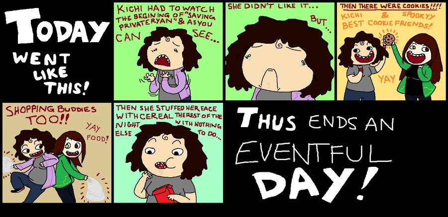 ToK Daily 6 - Mega Monday by LuckyNothin