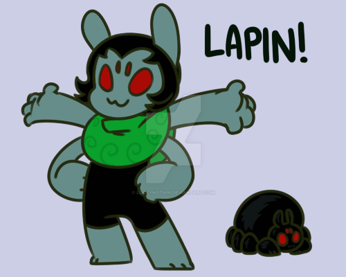 Lapin by LuckyNothin