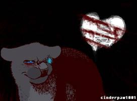 Ashfur's Hurt by skytailskitty