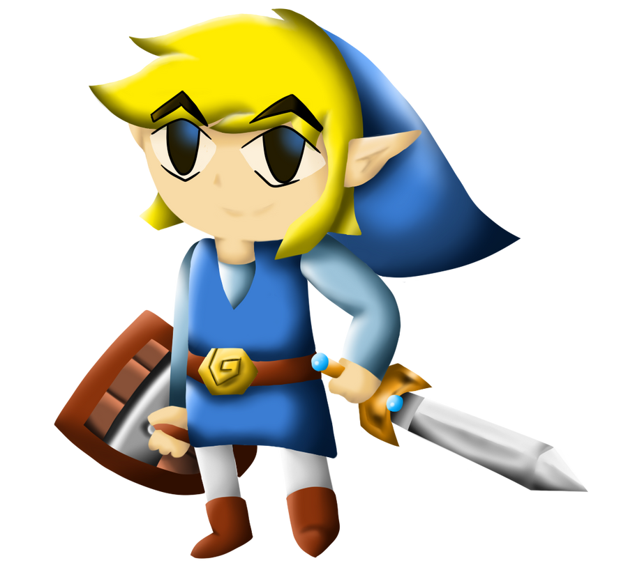 Request 07: Blue Link by NU66S