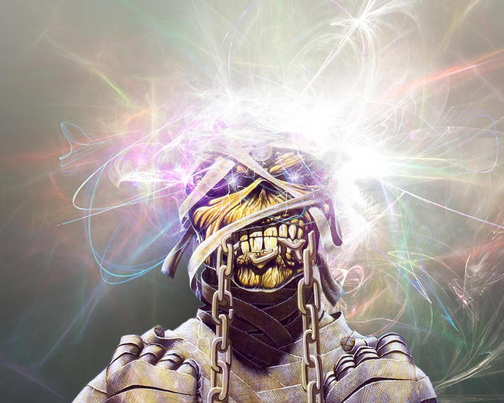 Iron Maiden Mummy by ki11switch