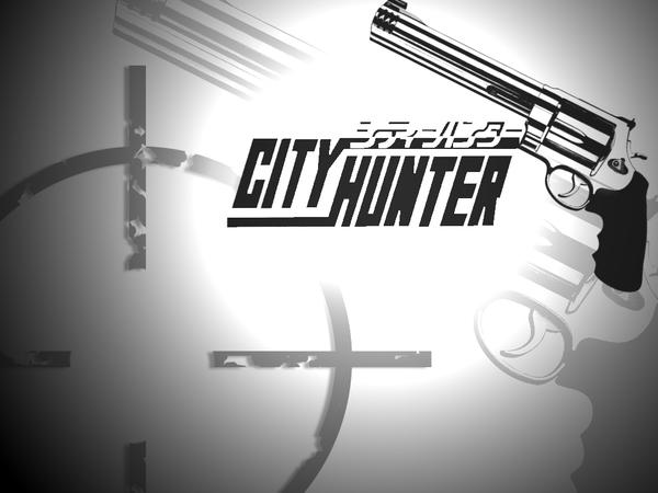 City Hunter Wallpaper By Shockblastpl On Deviantart