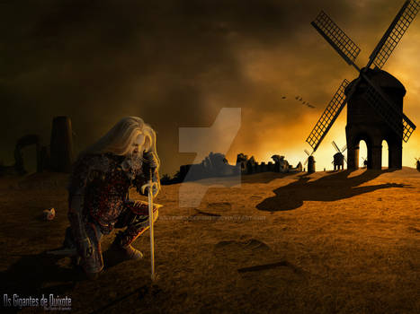 Os Gigantes de Quixote