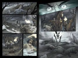 Hound of the Baskervilles page