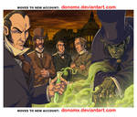 Dr. Jekyll and Hyde Characters