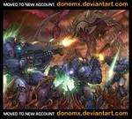 Starcraft Illustration