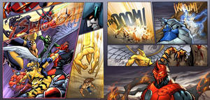LDA2 Pages 11 and 12