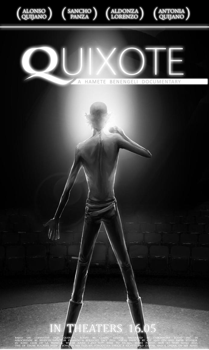 Quixote by ClockworkFuturism