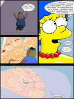 Giantess Family guy and Simpson 11 by gonzo21stcentury