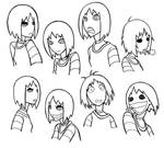 Drew expressions
