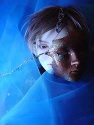 Alexander mask in blue by runya-dim