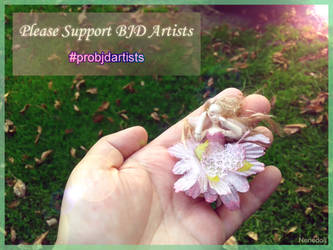 Please Support BJD Artists by runya-dim
