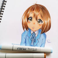 Hirasawa Yui | K-ON! by eternalxgyu