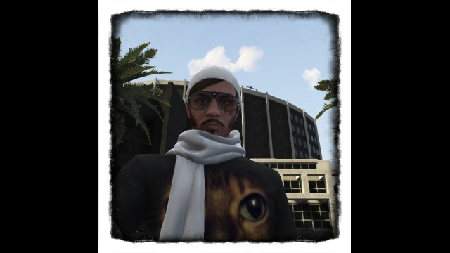 GTA V- Character Pics  I_am_now_a_hipster_by_dementedraccoonus-d7mt5ij