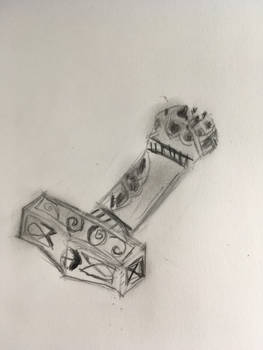 Mjolnir of Norse Mythology