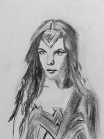 Wonder Woman by CaptainEdwardTeague
