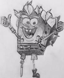 SpongeRat / JunkBob by CaptainEdwardTeague