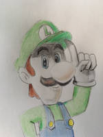 Luigi by CaptainEdwardTeague