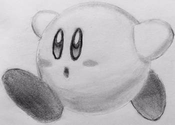 Kirby by CaptainEdwardTeague