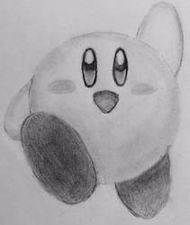 Kirby ^_^ by CaptainEdwardTeague