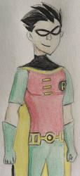Robin by CaptainEdwardTeague